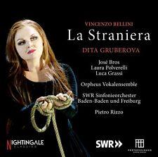 ██ OPER ║ Vincenzo Bellini (*1801) ║ LA STRANIERA ║ Edita Gruberova ║ 2CD