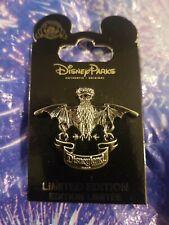 Disney Collector Pin Haunted Mansion Bat Stancion LE 3,000 Disneyland
