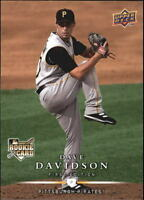 2008 Upper Deck First Edition BB (251-500) Pick From List