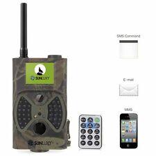 SUNLUXY 1200 Caméra Vidéo Chasse Fonction SMS Avec Appareil Photo