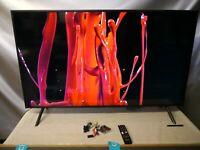 "Samsung UE50RU7179UXZG UHD TV 4K 50"" TV Display Monitor wenig genutzt        jh"