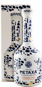 Metaxa Grande Fine Collector's Reserve - 40 % Vol. / 0,7 Liter Keramik Karaffe