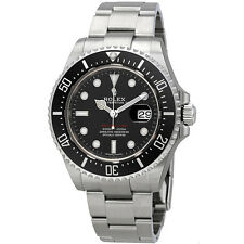 Rolex Oyster Perpetual Sea-Dweller Automatic Mens Stainless Steel Watch