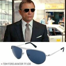 NWT Tom Ford James Bond (TF108 19v) Quantum of Solace & Receipt (Frames Direct)