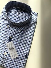 Polo Ralph Lauren Mens Designer Long Sleeves Check Shirt Size L Rrp £95