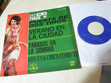 60S HIT PARADE EP 45 LOS ZOMBIES LOS GOLFERS ROLLING STONES LOVIN SPOONFUL COVER