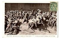 CPA 45 Loiret Orléans Bas relief Jeanne d'Arc Entrée à Orléans