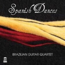 Spanish Dances - Brazilian Guitar Quartet, New Music