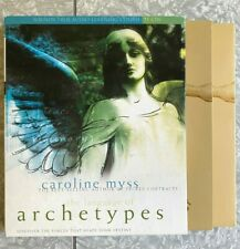 The Language of Archetypes by Caroline Myss 11-Disc Cd Curriculum Excellent!