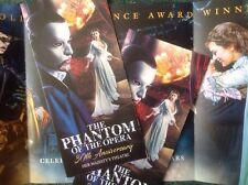 Phantom Of The Opera West End 30th Anniversary Flyer