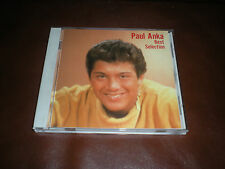 CD PAUL ANKA BEST SELECTION - 20 TITRES 1994 MADE IN JAPAN BMG SOUNDS GOOD