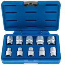 Herramienta de aduanas set 10 piezas conjunto de llave de vaso en pulgadas Steck nueces KFZ Steck nuez