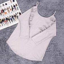 Unbranded Women's Plus Size Cotton Tops & Shirts