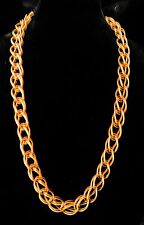 Vintage Brass Necklace - Early 60's