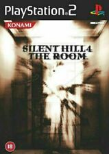 RARE* PS2 Silent Hill 4 The Room Game PlayStation 2 PAL