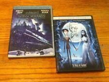 Corpse Bride Dvd & Edward Scissorhands Dvd