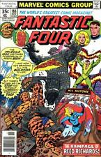 FANTASTIC FOUR #188 F, MOLECULE MAN, George Perez A, Marvel Comics 1977