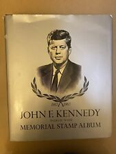 John F. Kennedy World Wide Memorial Stamp Album