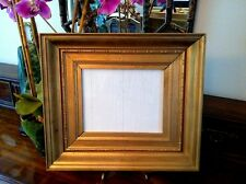 Vintage Gold Wood Frame