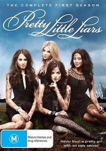 Pretty Little Liars : Season 1 (DVD, 2011, 5-Disc Set) Holly Marie Combs