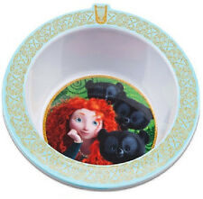 Disney/Pixar's BRAVE Princess MERIDA Bowl Lunch Snack Meal Time Tea Party NEW