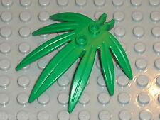 Vegetation feuille LEGO / plant leaves ref 30239 / sets 1371 1370 7411 7074 4706