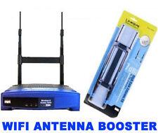 7dBi Dual RP-TNC Antennas for Linksys WRT54GS WAP54G Genuine Linksys High Gain