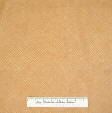 Riverwoods Fabric - Winter Magic Beige Brown Basket Weave - Cotton 17""