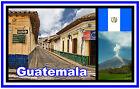 GUATEMALA - SOUVENIR NOVELTY FRIDGE MAGNET - BRAND NEW - GIFT
