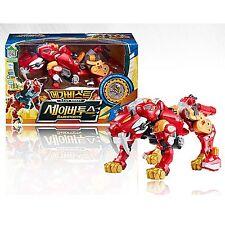 Biklonz Mega Beast Sabertooth Robot Toy Action Figure