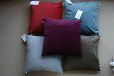 Catherine Lansfield Patternless Square Decorative Cushions