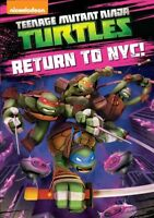 Teenage Mutant Ninja Turtles: Return to Nyc [New DVD] Ac-3/Dolby Digital, Dolb