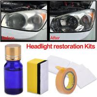 Auto Scheinwerfer Lens Clean Restoration Scheinwerfer Flüssigpolitur Reiniger