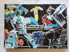 Transformers Shattered Glass Soundwave VS Blaster Set E-Hobby Takara