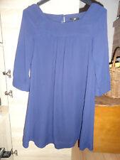 Blusenkleid Kleid H&M blau 34  TOP