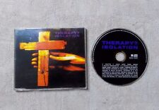 "CD AUDIO MUSIQUE / THERAPY? ""ISOLATION"" CD MAXI-SINGLE 3T 1994 ROCK ALTERNATIVE"