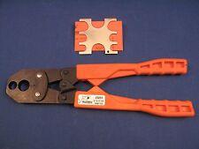 """Cash Acme  #23251 Pex Crimp Tool 1/2"""" & 3/4"""""""