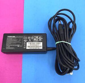 OEM Toshiba AC Adapter Laptop Charger 19V 3.42A 65W PA3714U-1ACA - Black #U0261