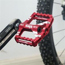 Mountain Road Bike Aluminum Alloy MTB Pedals Flat Platform Bicycle Pedal 1Pair