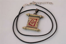 Dota 2 Town Portal Scroll Necklace Pendant Collection Cosplay Gift