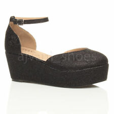 Calzado de mujer zapatos de salón de tacón medio (2,5-7,5 cm) Talla 38