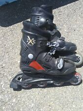 New listing 2Xs Sports Roller Blades Size 8 Men's Black