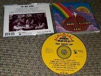 THE ARC BAND N GIVE UP Columbus Ohio Unsigned Local Band CD 1995 ALBUM Reggae