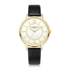 Fashion Women Roman Numeral Leather Quartz Analog Wrist Watch Hot