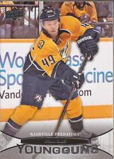 RYAN ELLIS 2011-12 Upper Deck Young Guns Rookie Predators Nashville