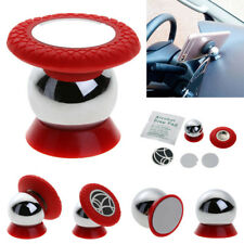 Aluminum 360° Rotatable Magnetic Car Dashboard Phone Holder Stand for iPhone HTC