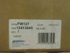 12413045 (FW127) - Hub & Bearing - GM ACDelco OE Service