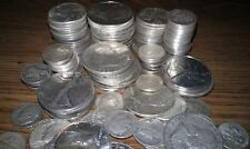 1 TROY OUNCE of SILVER Coins  Half Dollars, Quarters, Dimes Coins