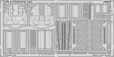 Eduard PE 72630 1/72 Boeing B-17G Flying Fortress bomb bay Airfix C