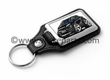 WickedKarz Cartoon Car Vauxhall Mokka Mini SUV in Black Key Ring